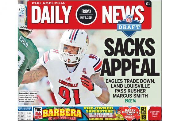 Philadelphia Daily News.