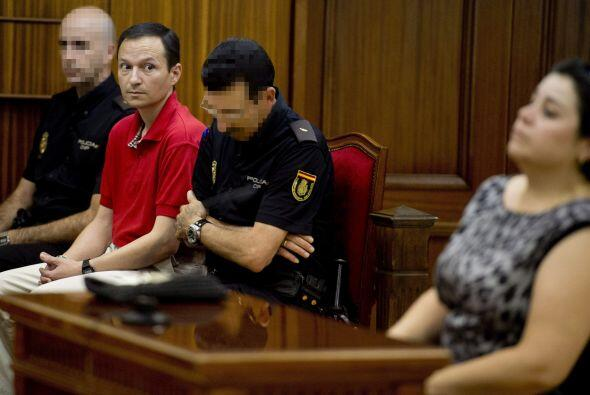 José Bretón , un ciudadano español acusado de matar a sus hijos de 2 y 6...