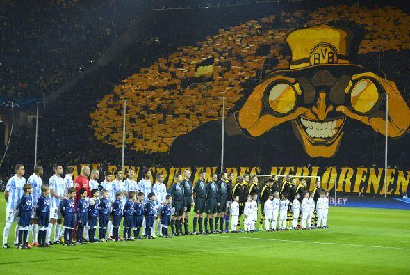 El Borussia Dortmund no está viviendo su mejor temporada, aún con los ma...