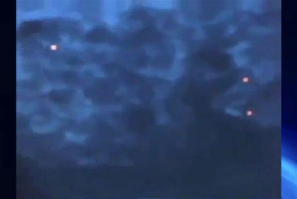Observar flotillas ovnis es cada vez más frecuente en Rusia y Polonia, c...