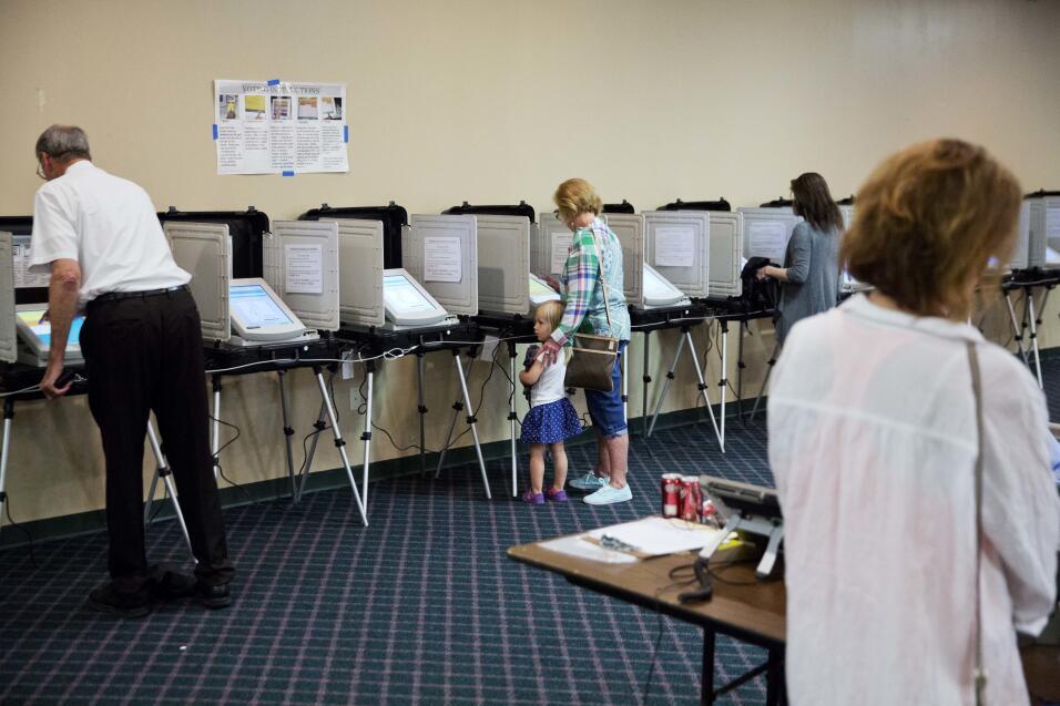 Voto Georgia