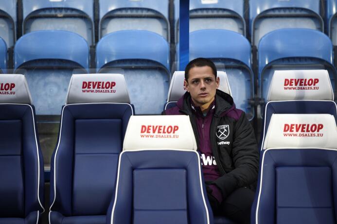 Hudderslfield 1-[4] West Ham: David Moyes no tiene en sus planes a Javie...