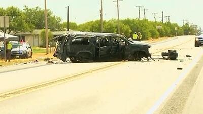 5 acusados por 'plan de contrabando' luego del choque fatal de una SUV que huía de la Patrulla Fronteriza en Texas