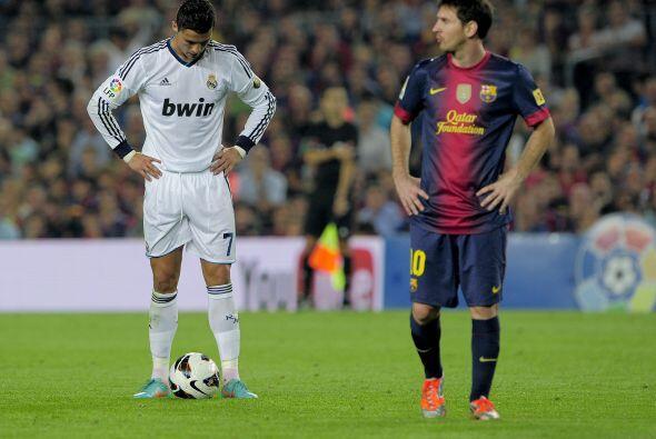 En números Cristiano lleva 15 goles contra 7 de Messi, pero la 'Pulga' h...