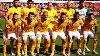 Tigres viajó a Estados Unidos para sus amistosos ante Toluca y Chivas