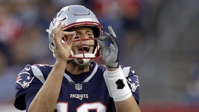Patriots se 'desquitan' de Eagles tras el Super Bowl con Tom Brady que sigue imparable