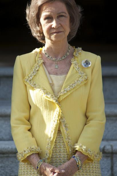 La reina Sofía de España nació el 2 de noviembre de 1938.