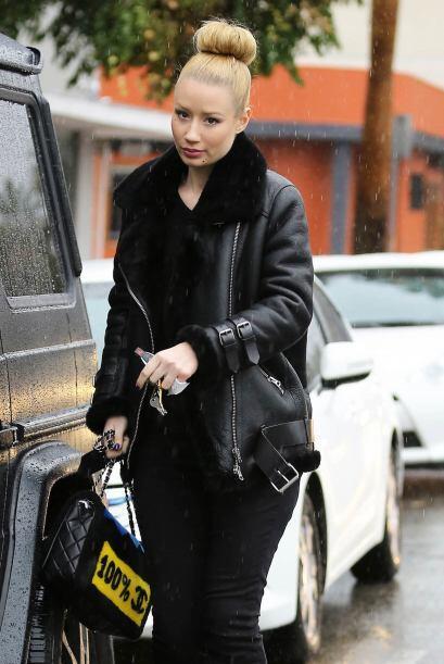 La chaqueta de cuero es definitivamente un 'must' pues es una de las pre...