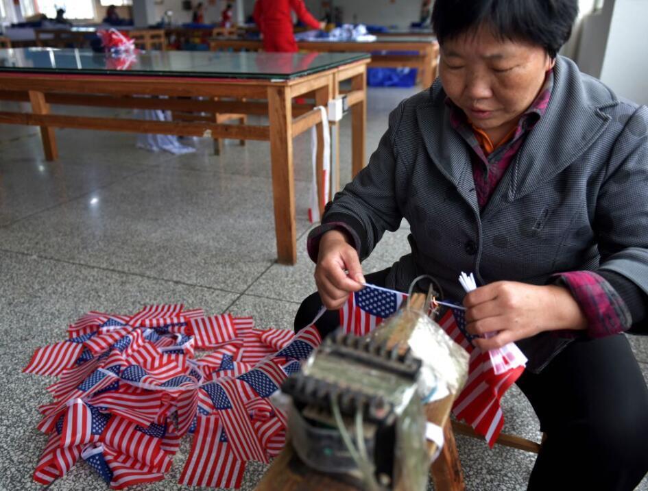 En el primer día de visita empresas chinas y de Estados Unidos fi...