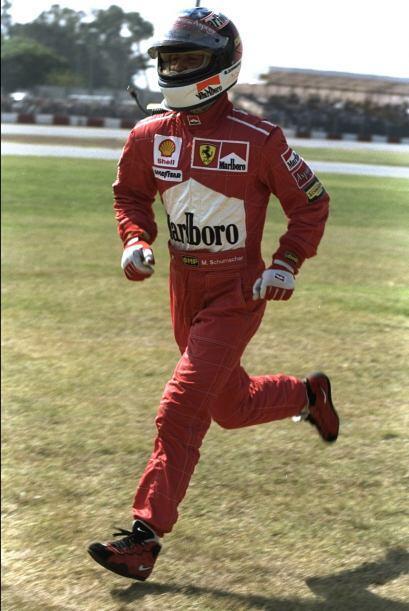 Tras este último campeonato, los dos siguientes años con Ferrari, ya no...