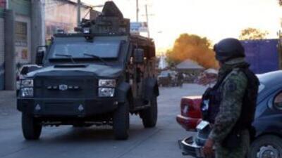 Michoacán tiene costas en el Pacífico y es clave para el tráfico de drog...