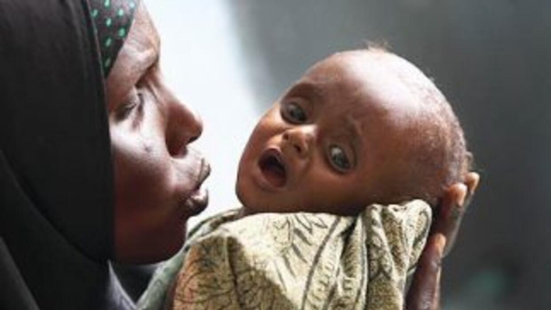 Aproximadamente 13,3 millones de personas necesitan ayuda en el Cuerno d...