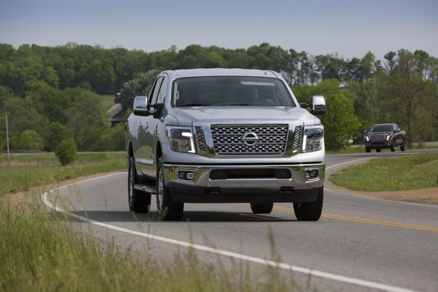 La Titan XD trae opciones de motor tanto a gasolina como diesel, la prim...