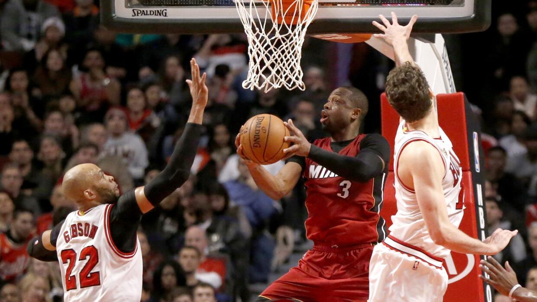 El Heat dejó atrás una racha de cuatro derrotas consecutivas.