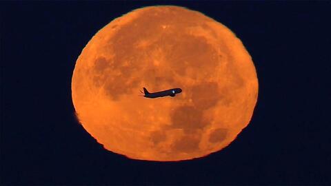 Así se vió la 'Superluna' en varias ciudades del Mundo