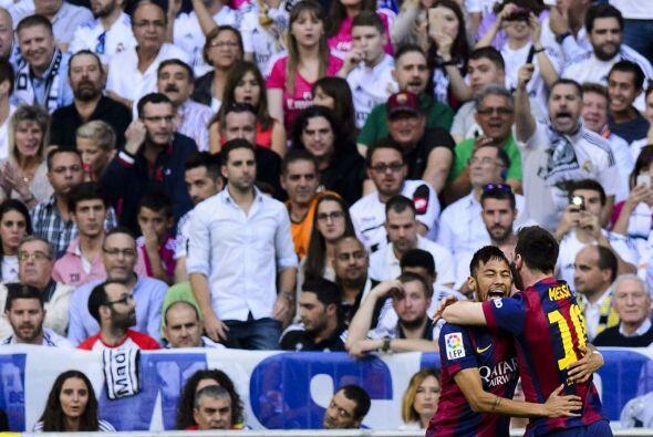 El Real Madrid enmudecía pronto.
