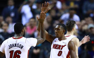 Los Heat arrollaron a los Pacers y van para las Finales de la NBA gettyi...