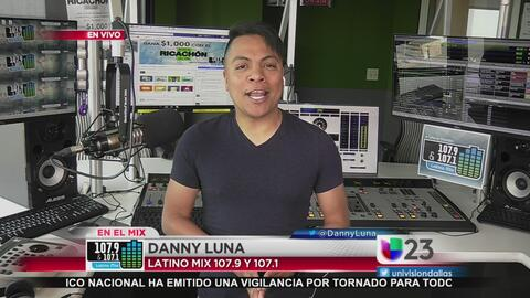 En El Mix: Ernesto D'Alessio, Luis Fonsi y boletos