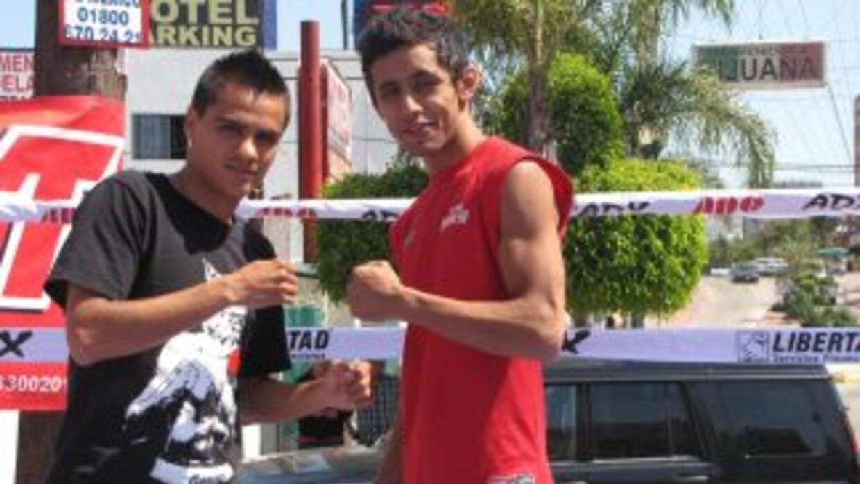 Félix y Fuentes paralizaron Tijuana (Foto: Zanfer)
