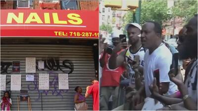 Exigen el cierre de un salón de belleza en Nueva York tras golpiza de empleadas a afroestadounidenses