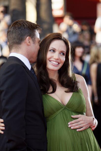 Con temor a la muerte y a abandonar a sus seres queridos, Jolie tom&oacu...
