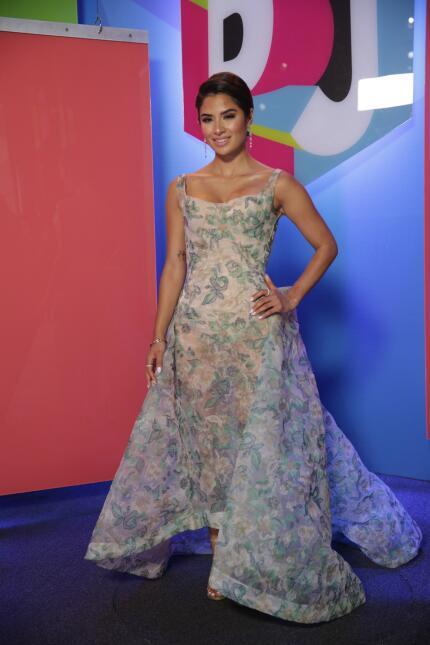 Ellos fueron los mejor vestidos de Premios Juventud.