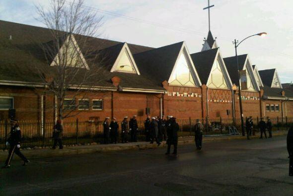 Funeral de oficial