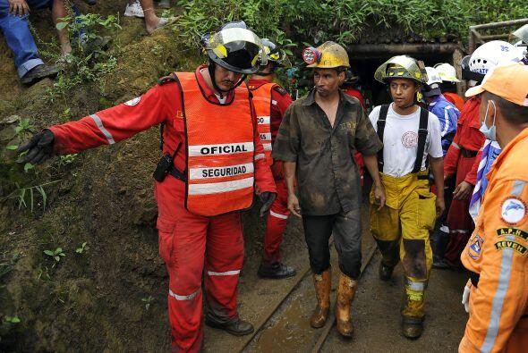 El yacimiento de carbón de Loma Gorda, en Cali, Colombia, sorpren...