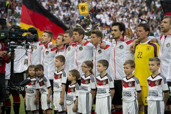 Alemania siempre debe ser considerada para acceder al título Mundial de...