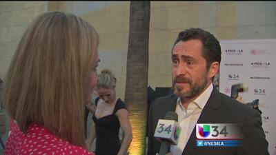 Talento hispano brilla en festival de cine