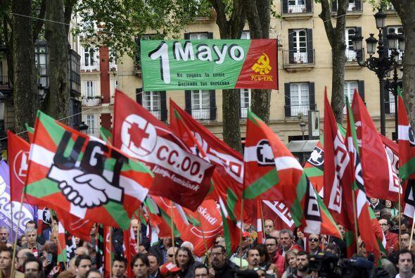 Uno de los principales reclamos de los manifestantes fue el empleo.