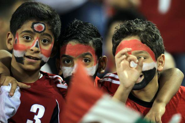 El encuentro se realizó en el Estadio Al Rayyan de Doha.