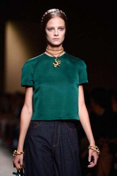 Para no caer en lo 'anti-fashionista' o extravagante, lo mejor será cons...