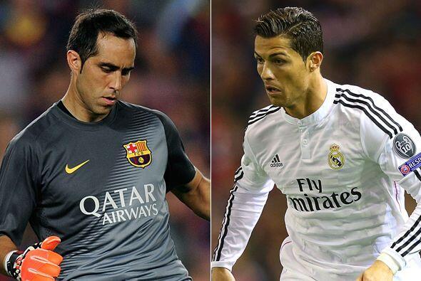Cristiano y su capacidad goleadora, y aquí podemos incluir a Benzema y s...