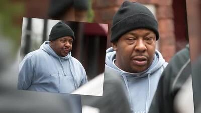 Paparazzi capta Bobby Brown destrozado luego de visitar a su hija