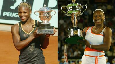 Estos son los 23 títulos individuales de Serena Williams, con los que queda a uno del récord histórico