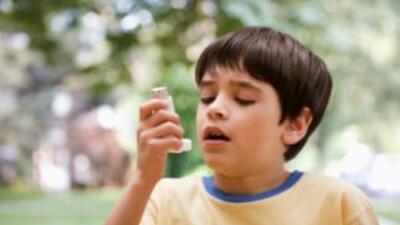 El asma es considerada una condición preexistente que impide a muchos ca...