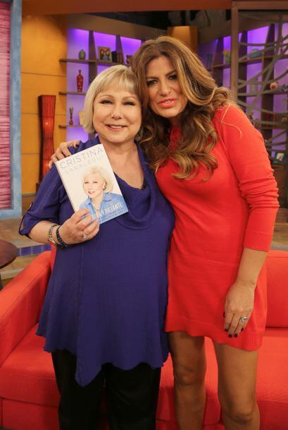 Paola Gutiérrez ya la había entrevistado, pero esta mañana la tendríamos...
