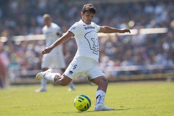 El refuerzo paraguayo, Silvio Torales, sacó un disparo con potencia que...