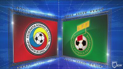 Rumania 3 – 0 Lituania – Goles y Resumen –  Liga C - Grupo 4 – UEFA Nations League