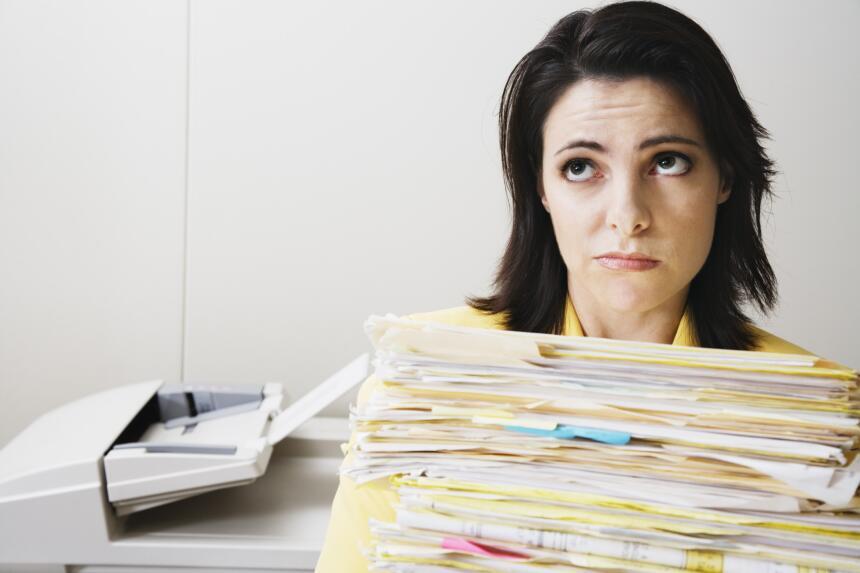 No satures tu día, programar demasiadas actividades puede causarte gran...