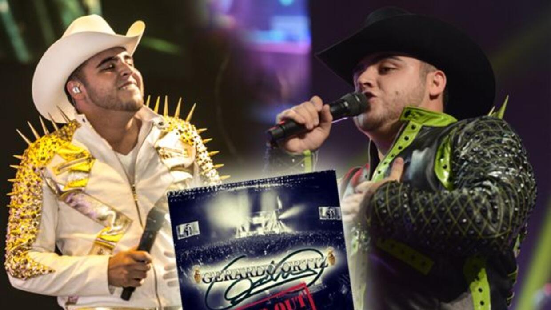LA NUEVA 103.5 FM Te regala el combo-pack CD/DVD de GERARDO ORTIZ! en vi...
