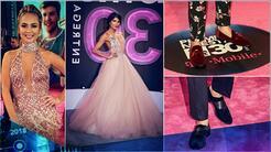 Las tendencias de moda que se impusieron en la alfombra de Premio Lo Nue...