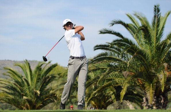 """El golf es para mí una actividad que sirve para relajarme"""", apuntó Nadal."""