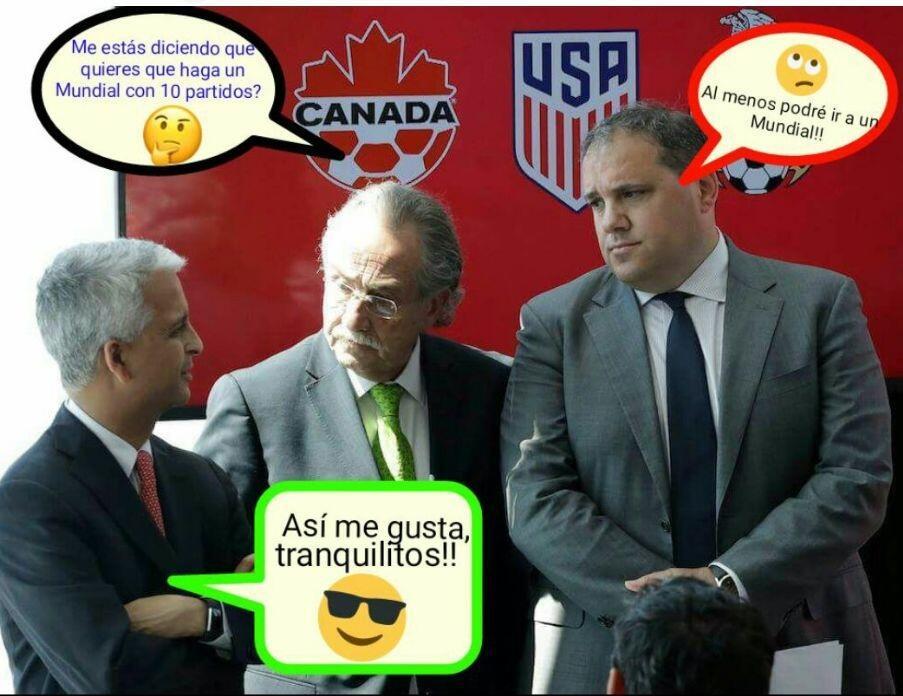 La candidatura al Mundial 2026 no se salvó de los divertidos memes captu...