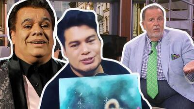 Supuesto hijo de Juan Gabriel se enoja con El Gordo por algo que dijo en el show (y Raúl responde)