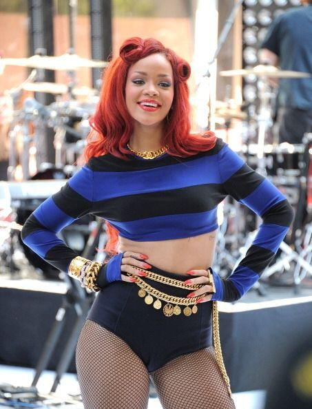 Rihanna no quería que Chris Brown fuera el único que le pusiera los cuer...