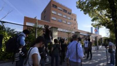 Las autoridades sanitarias de España han activado el protocolo por ébola...
