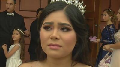 La hija de Joan Sebastian rompe en llanto en su fiesta de 15 años al recordar a su padre