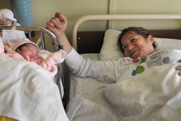 Su madre, Elizabeth Segovia, admitió antes de entrar al quirófano de la...